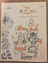 Disney E Ticket Magazine Number 11, Summer 1991 - Story Book Land with Ken Anderson