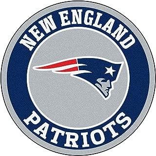 FANMATS 17966 NFL New England Patriots Roundel Mat