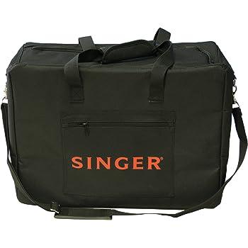 Singer - Funda para máquina de Coser, Color Negro: Amazon.es: Hogar