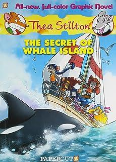 Thea Stilton #1: The Secret of Whale Island