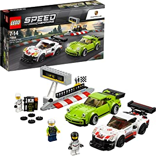 LEGO Speed Champions, Multi-Colour