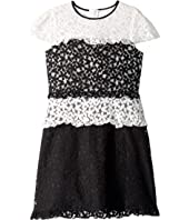 Milly Minis - Gabrielle Dress (Big Kids)