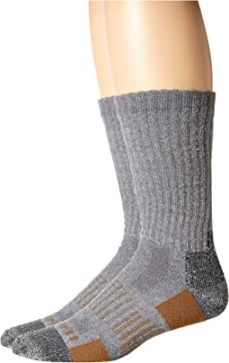 Carhartt - All Terrain Boot Socks 2-Pair Pack