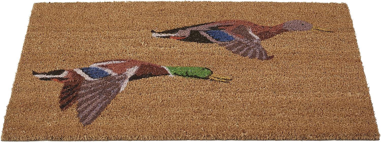 Flying Ducks Coir Doormat by Gardman by Gardman
