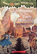 Earthquake in the Early Morning (Magic Tree House, No. 24)