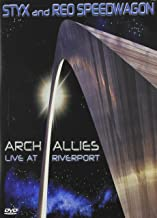 Styx, Reo Speedwagon - Arch Allies: Live at Riverport