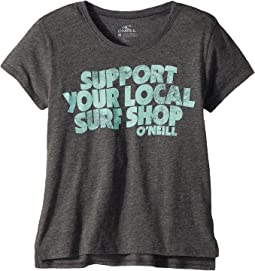 O'Neill Kids - Local Shop Tee (Big Kids)