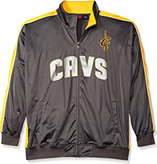 6158dd17084d Amazon.com  NBA - Jackets   Clothing  Sports   Outdoors