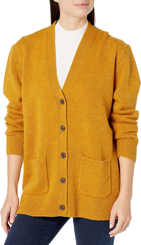 Pendleton Women's Boyfriend Cardigan Shetland List price Trust Sweater
