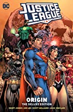 Justice League: Origin Deluxe Edition (Justice League (2011-2016))