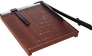 Suremark SUR-PC-SQ2105 A3 Paper Cutter, Brown, 18 X 15
