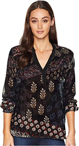 Jane Long Sleeve Blosue