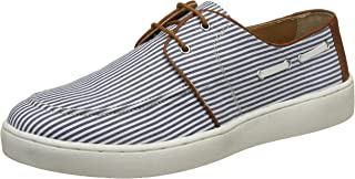 Carlton London Men's Perre Boat Shoes
