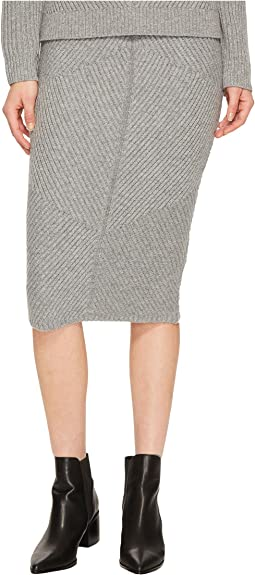 Levi's® Premium - Made & Crafted Sweater Skirt