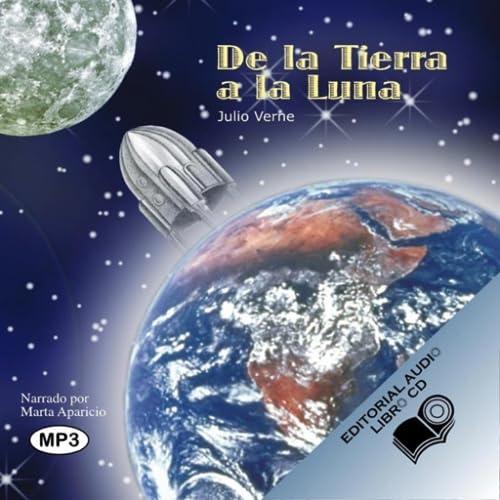 De la Tierra a la Luna. Audiolibro