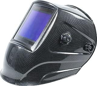TGR Extra Large View True Color Auto Darkening Welding Helmet - 4