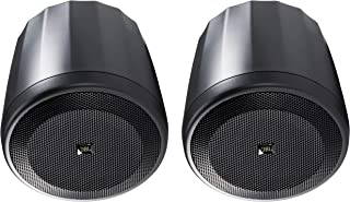 JBL Professional C62P Ultra-Compact Mid-High Satellite Hanging Pendant Speaker, Black, Sold as Pair (Renewed)