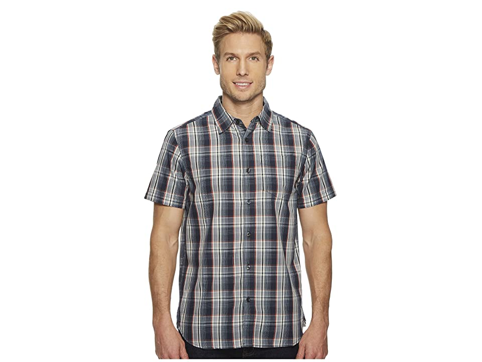 The North Face Short Sleeve Hammetts Shirt (Urban Navy) Men