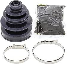 All Balls 19-5008 Black 17mm x 60mm x 81mm Long CV Boot Kit