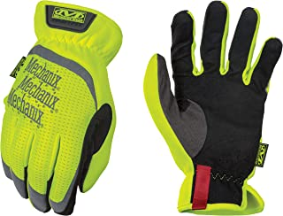 Mechanix Wear X-Large Hi-Viz Yellow FastFit Full F