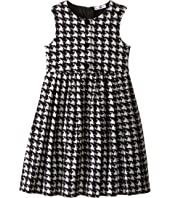 Dolce & Gabbana Kids - City Houndstooth Dress (Toddler/Little Kids)