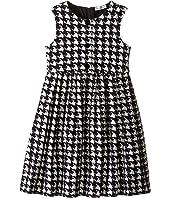 Dolce & Gabbana Kids - City Houndstooth Dress (Toddler/Little Kids)