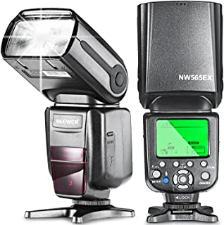 Neewer NW-565 EXN I-TTL Slave Speedlite with Flash Bounce Diffuser for Nikon D4, D3s, D3x, D300s, D200, D100, D80, D70s, D...