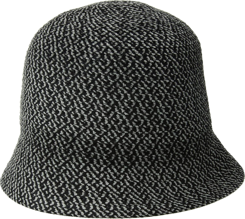 Betmar Womens Emelia Braide Cloche Hat Hat
