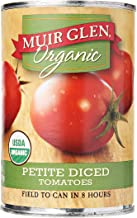 product image for Muir Glen Tomato Diced Petite, 14.5 oz