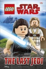 LEGO Star Wars The Last Jedi (DK Readers Level 2) Hardcover