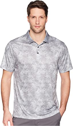 PWRCOOL Digital Camo Polo