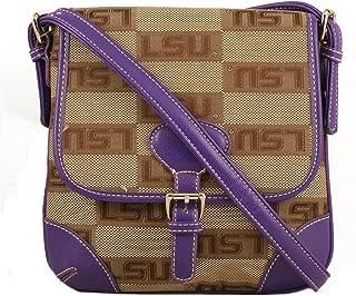 Small NCAA Texas Longhorns Foley Polyester Handbag