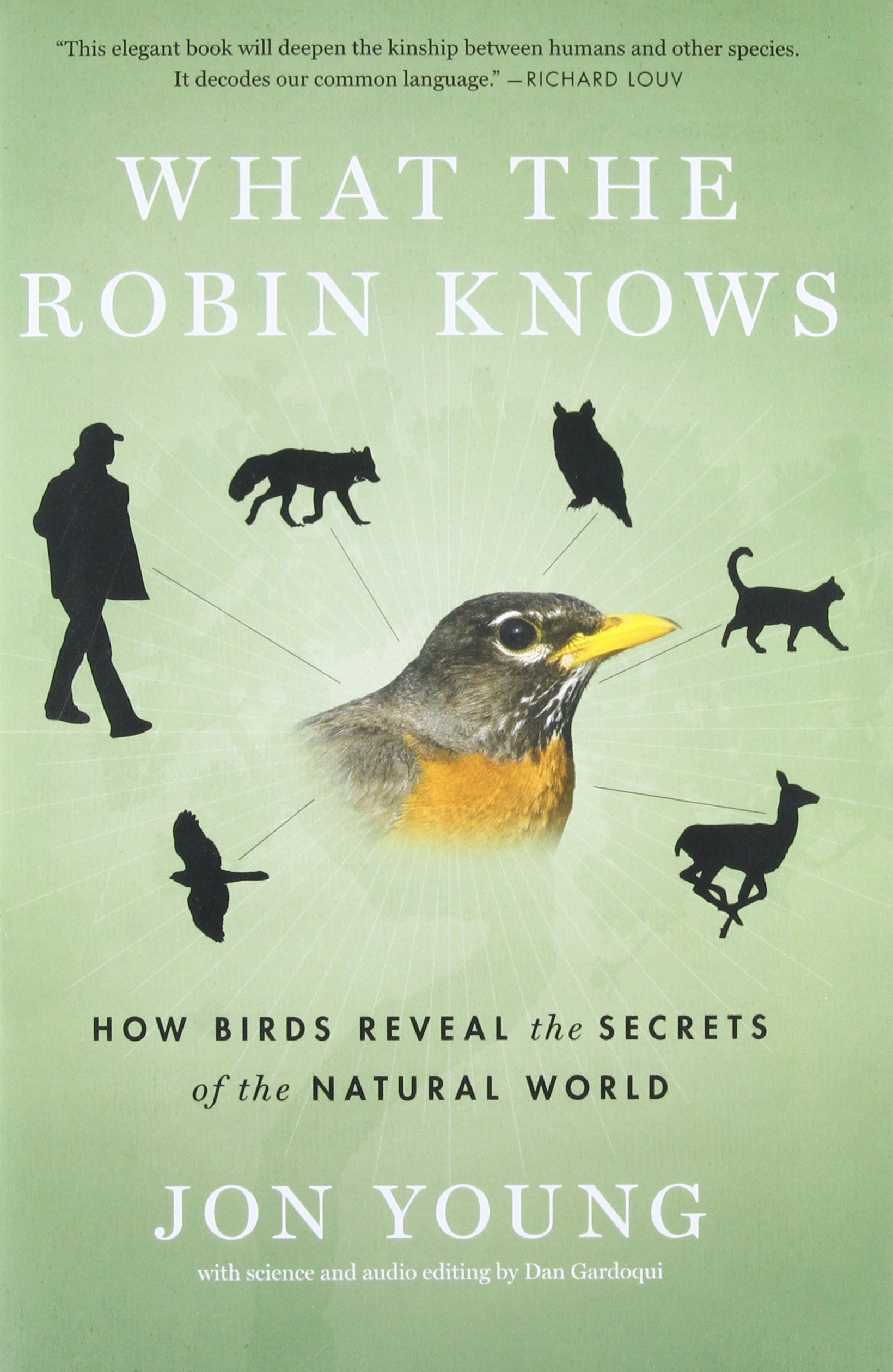 Image OfWhat The Robin Knows: How Birds Reveal The Secrets Of The Natural World