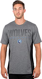 Ultra Game NBA Men's Active Performance Tee Shirt