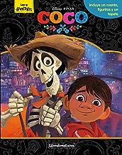 Coco. Libroaventuras: Incluye un cuento, figuritas y un tapete