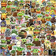 100pcs Cute Stickers Pack, Stickers for Laptop Water Bottle Skateboard Cars, Bumper, Waterproof Sticker Decals for Adults