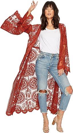 Jen's Pirate Booty - Mandala Mantra Kimono