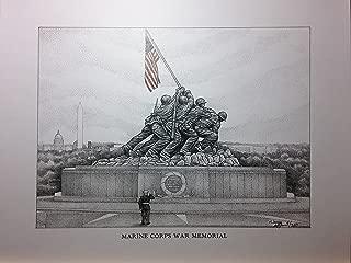Marine Corps War Memorial (Iwo Jima Flag Raising) 11