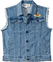 Stella McCartney Kids - Yellow Submarine Denim Vest (Big Kids)
