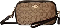 Signature Crossbody Clutch