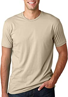 a275bea1412 Next Level Mens Premium Fitted Short-Sleeve Crew T-Shirt