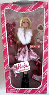 Barbie Christmas Holiday Doll 2014 Store Exclusive