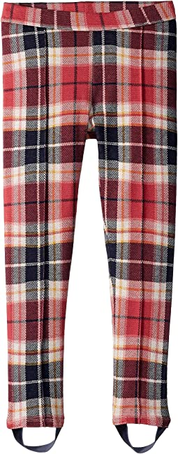 Double Knit Stirrup Pants (Toddler/Little Kids/Big Kids)