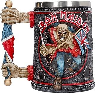 Nemesis Now Iron Maiden Tankard Mug 18cm Black