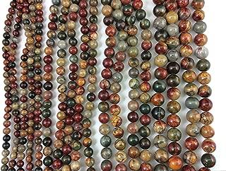 red creek jasper beads