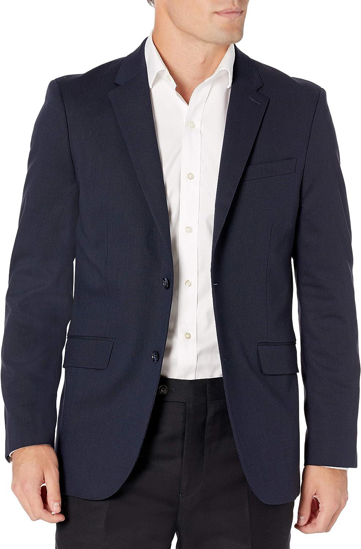 Perry Ellis Men's Slim Fit Stretch Suit Jacket
