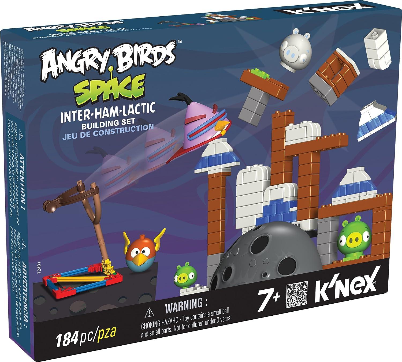 K'NEX 33112 - Bauset Angry Birds-Inter-Ham-Lactic: Amazon.de: Spielzeug