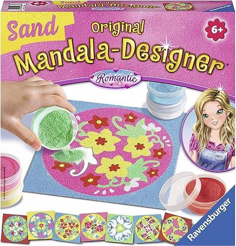 Ravensburger - 29887 - Mandala Designer Sand Romantic