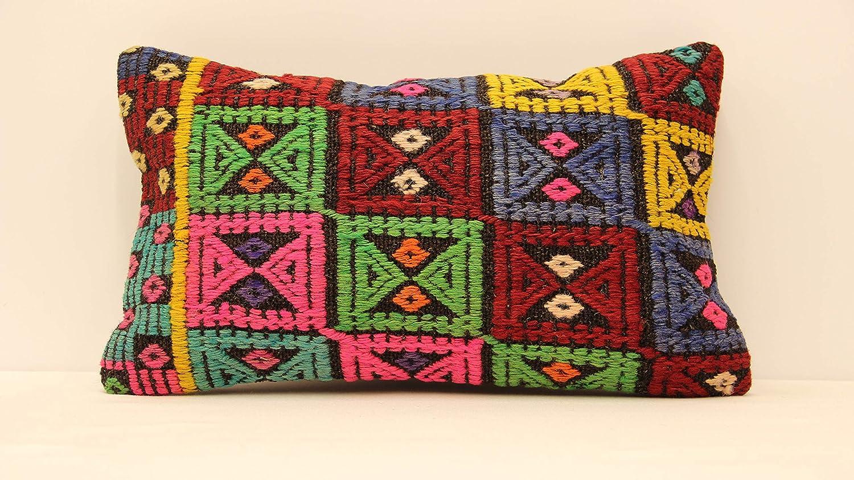 Throw Pillow 12x20 Washington Mall in 30x50 cm Design Kilim C Home Direct sale of manufacturer Lumbar