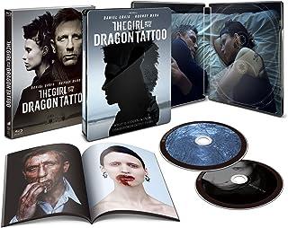 【Amazon.co.jp 限定】ドラゴン・タトゥーの女 デラックス・コレクターズ・エディション スチールブック (2枚組) [Blu-ray]